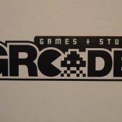 GRcade Vinyl Decal